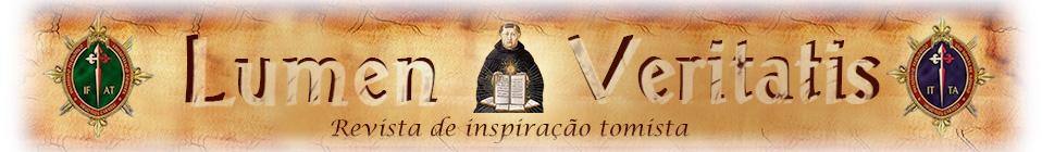 Lumen Veritatis - Revista de Inspiração Tomista